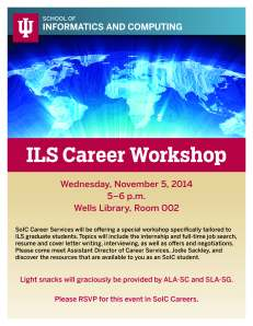 ILS-Career-Workshop
